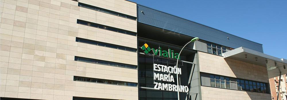 Taxi Estacion Tren Málaga
