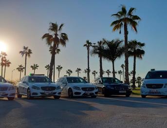 Private Taxi Transfer Malaga Granada