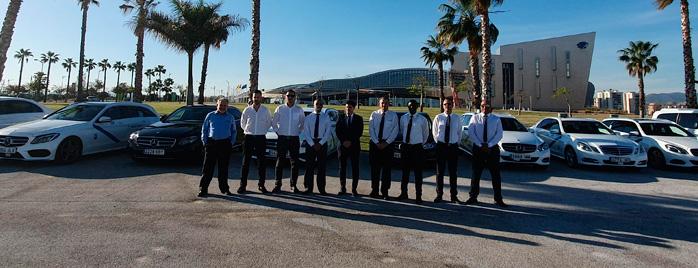 Taxi Malaga Gibraltar